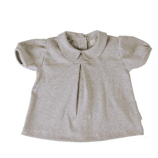 Camicina grigia in jersey
