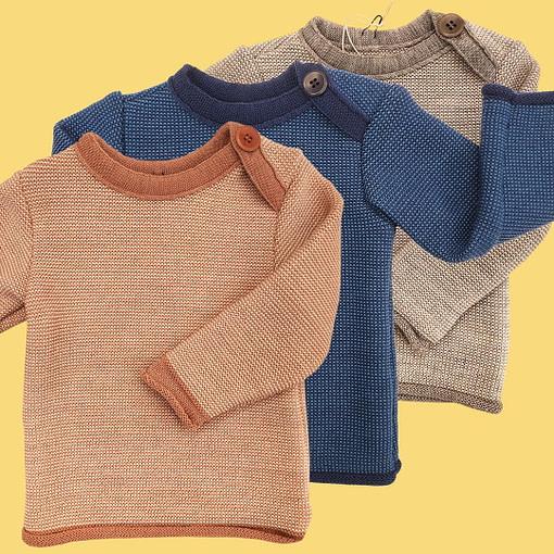 Maglioncini in lana merino