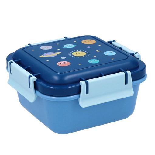 Lunch box fantasia spazio