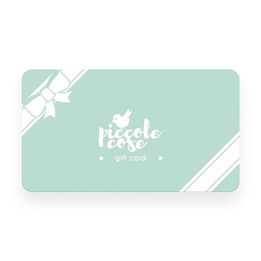 Gift Card Piccole Cose