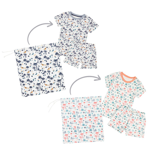 Set pigiamini savana