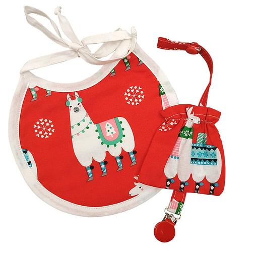 Bavaglino regalo primo Natale
