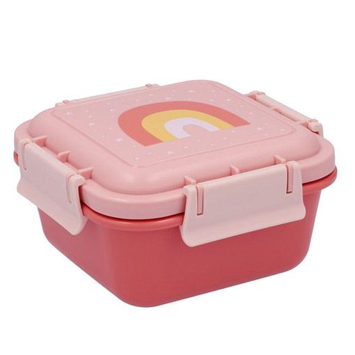 Lunch box fantasia arcobaleno
