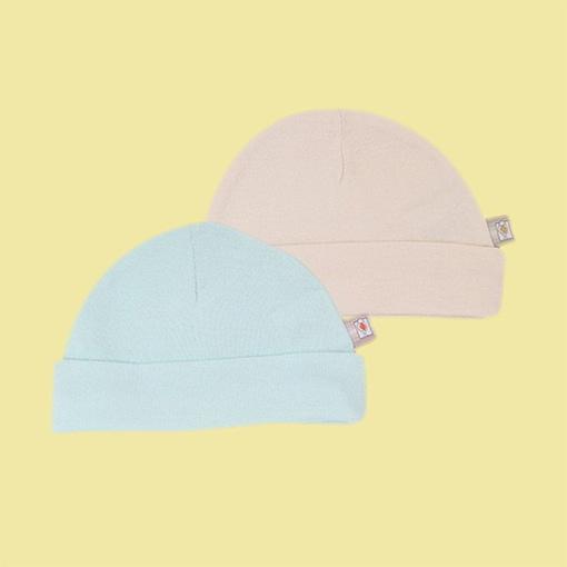 Cappellino a cuffietta in cotone bio