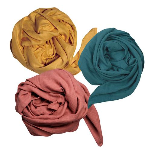 Mussoline foulard