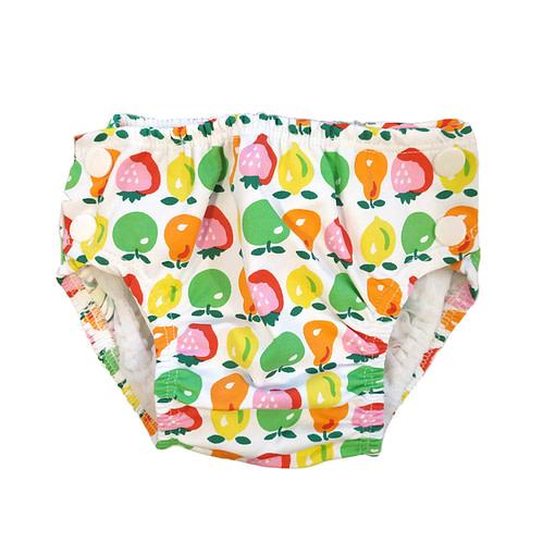 Costumino contenitivo fantasia frutta